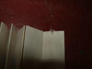 Hobby Caravan Motorhome Internal Concertina Door Conversions REF01 image 1