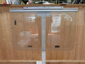 Kitchen Caravan Window - 675mm x 440mm Caravan, Motorhome image 1