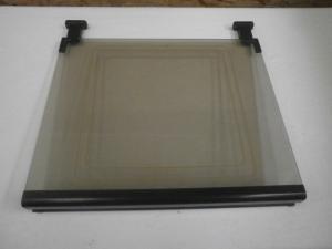 Luna Caravan Motorhome Glass Hob Lid image 1