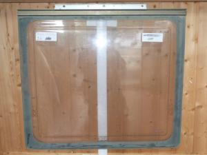 Polyplastic Caravan Window - 730mm x 630mm Conversion, Motorhome REF01 image 1