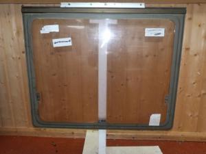 Polyplastic Caravan Window - 775mm x 625mm Conversion, Motorhome image 1