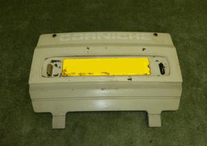 Swift Corniche Caravan Gas Locker Door image 1