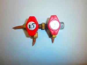 Used Caravan - 2 Gas Tap image 1