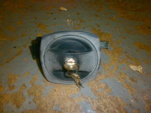 Used Caravan Door Security Lock image 1