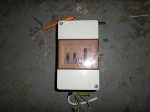 Used Caravan - Fuse Box image 1