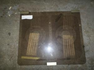 Used Caravan - Glass Hob Lid 500mm x 425mm image 1