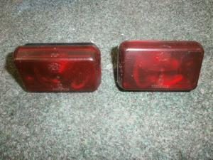 Used Caravan Pair of Jokon Rear Light Markers image 1