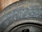 4 Stud Wheel and Tyre 175 R13 Caravan Campervan REF02 image 2