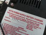 Caravan KT/TX Battery Charger campervan motorhome boat conversion image 3
